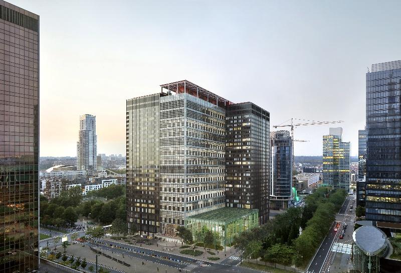 Image of Belgium's Project ZIN